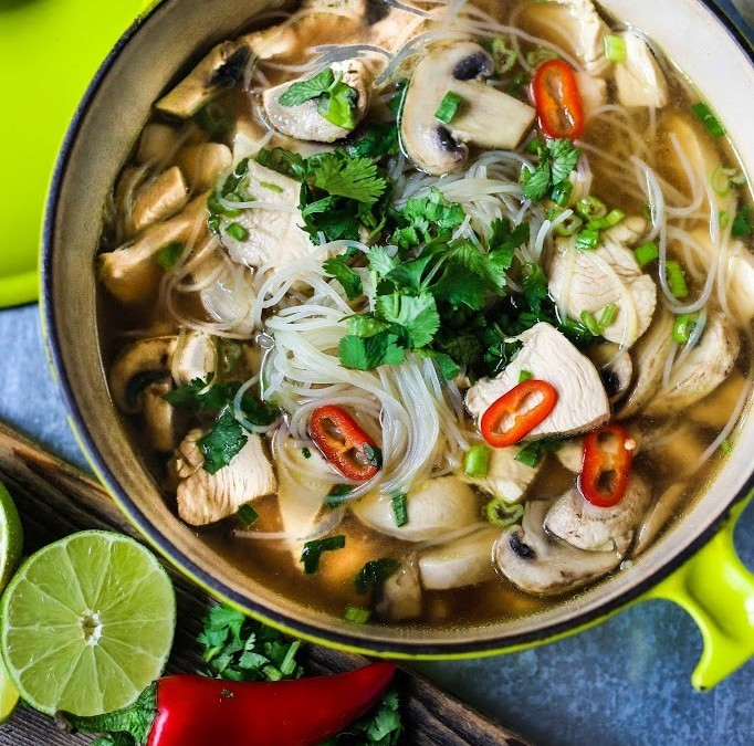 Seven Simple Reasons Why I Love Eating Noodle Soup Daily